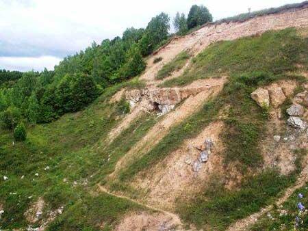 Пещера Борнуковская